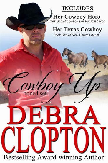 Cowboy Up Boxed Set - Cowboys of Ransom Creek and New Horizon Ranch - cover