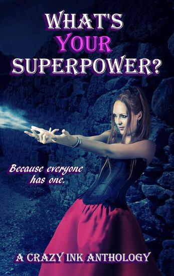 What's Your Superpower? - cover