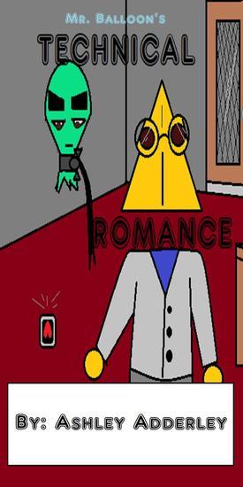 Mr Balloon's Technical Romance - Mr Balloon #2 - cover