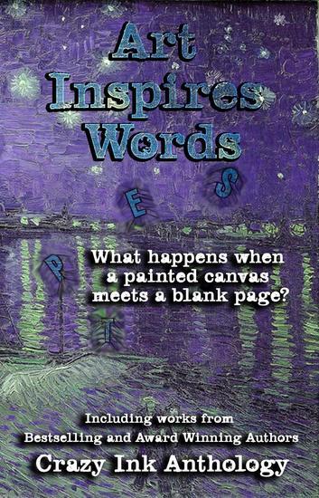Art Inspires Words - Art Inspires Series #1 - cover