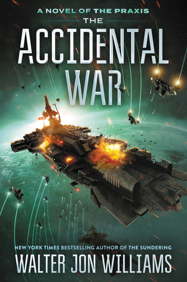 The Accidental War - A Novel - cover
