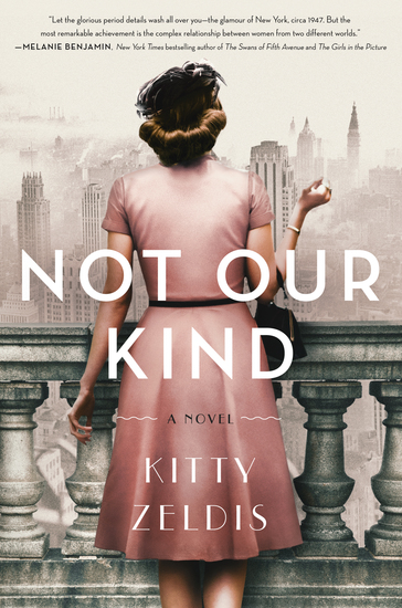 Not Our Kind - A Novel - cover