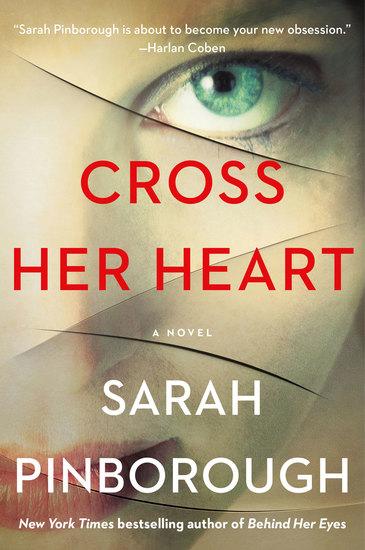 Cross Her Heart - A Novel - cover
