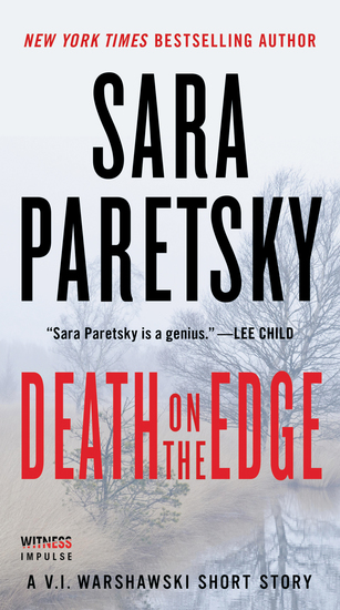 Death on the Edge - A VI Warshawski Short Story - cover