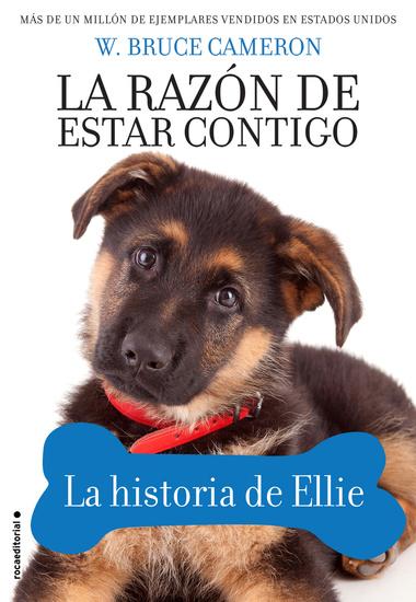 La razón de estar contigo La historia de Ellie - cover
