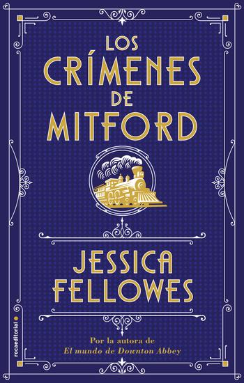 Los crímenes de Mitford - cover