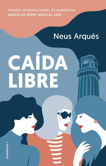 Caída libre - cover
