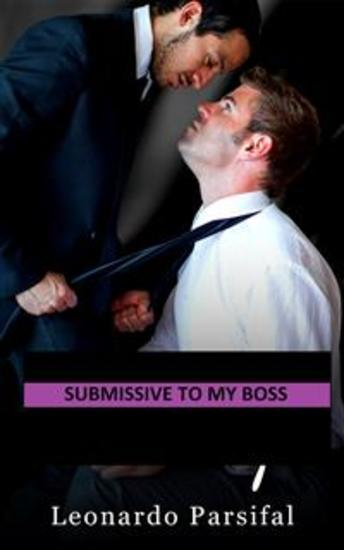 Gay angel: Submissive to my boss 3 - cover