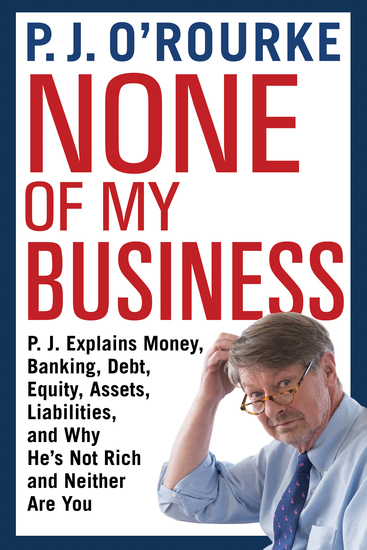 None of My Business - cover