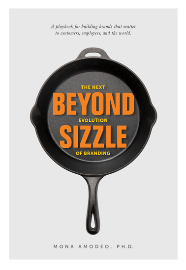 Beyond Sizzle - The Next Evolution of Branding - cover