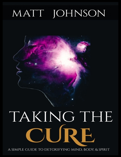 Taking the Cure a Simple Guide to Detoxifying Your Mind Body and Spirit - cover