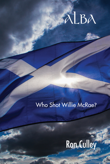 Alba - Who Shot Willie McRae - cover