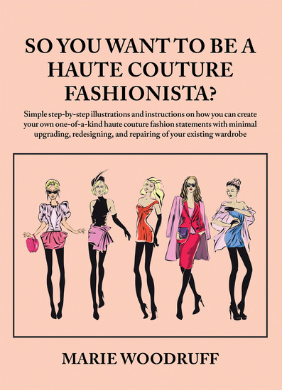 So You Want to Be a Haute Couture Fashionista? - cover