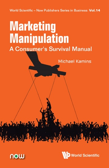 Marketing Manipulation - A Consumer's Survival Manual - cover