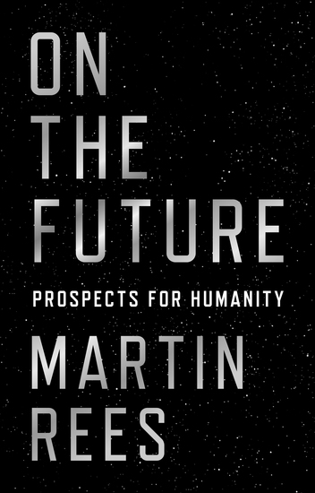 On the Future - Prospects for Humanity - cover