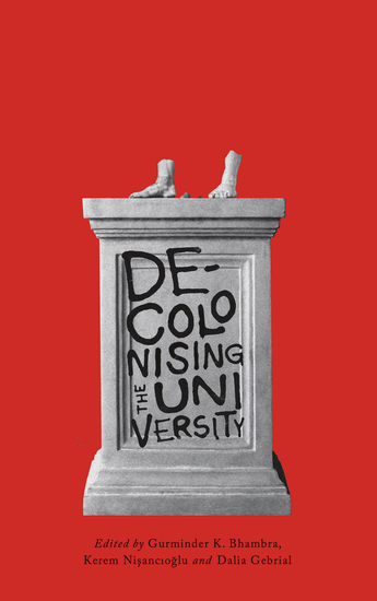 Decolonising the University - cover