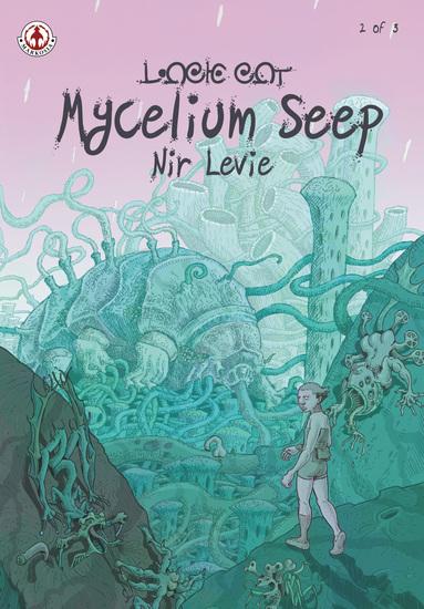 Mycelium Seep 2 - cover