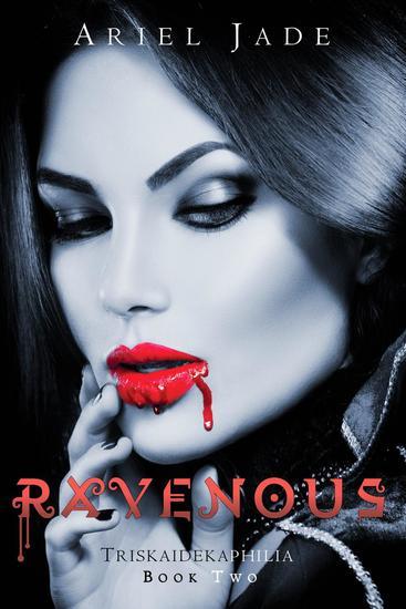 Ravenous - Triskaidekaphilia #2 - cover