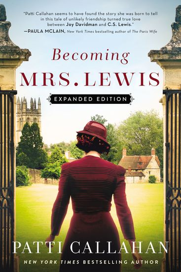Becoming Mrs Lewis - The Improbable Love Story of Joy Davidman and C S Lewis - cover