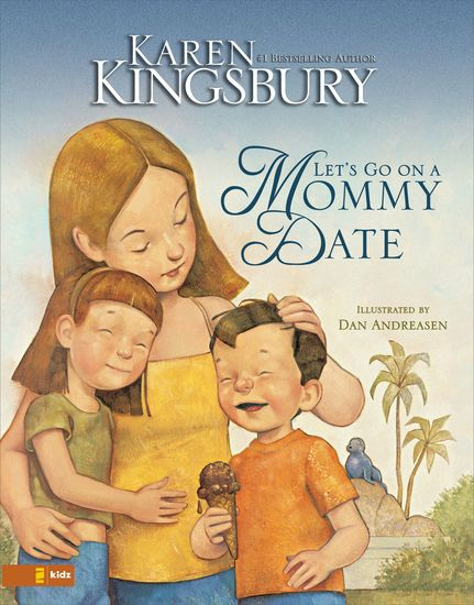 Let's Go on a Mommy Date - cover
