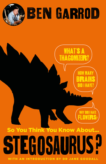 So You Think You Know About Stegosaurus? - cover