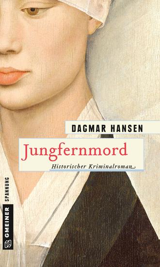 Jungfernmord - Historischer Kriminalroman - cover