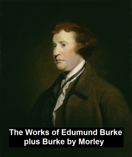The Works of Edmund Burke plus Burke - cover