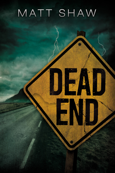 Dead End - A Psychological Horror - cover