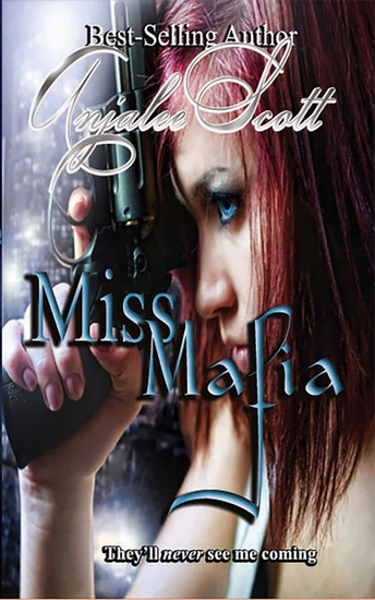 Miss Mafia - They'll never see me coming - cover