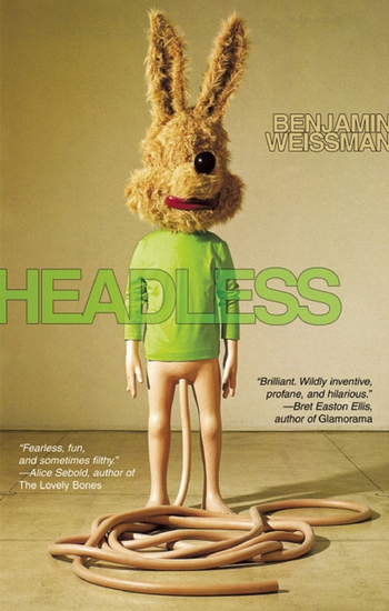 Headless - cover