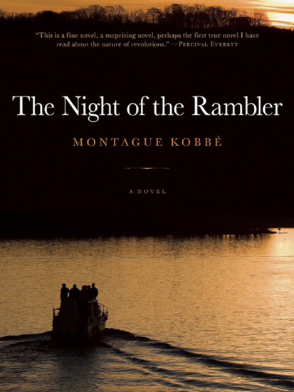 The Night of the Rambler - A Novel - cover