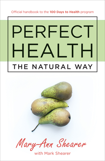 Perfect Health - The Natural Way - cover