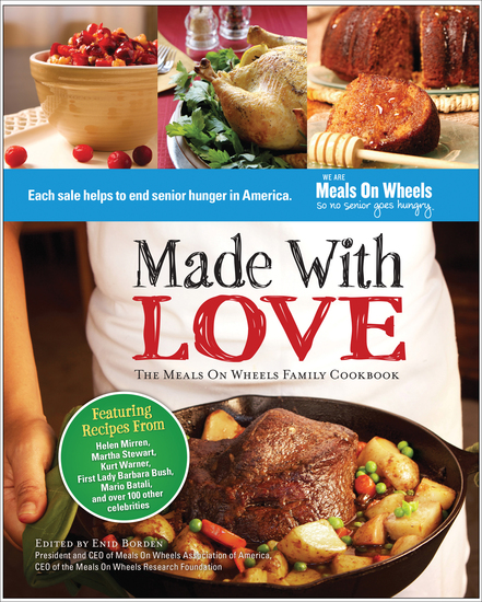 Made With Love - The Meals On Wheels Family Cookbook - cover