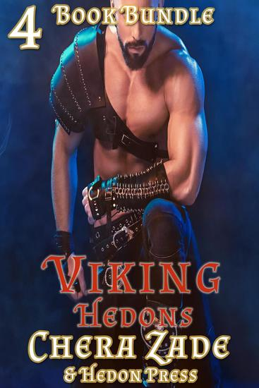 Viking Hedons 4 Book Bundle - cover