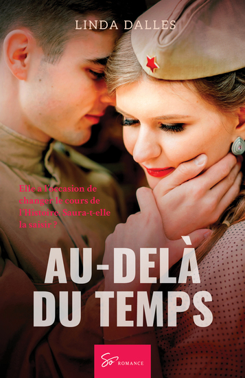 Au-delà du temps - Amour interdit en France occupée - cover