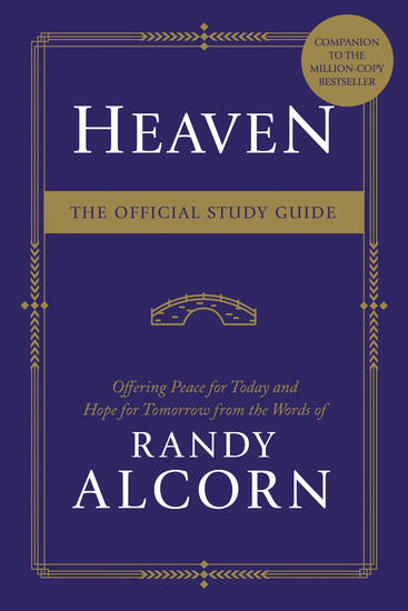 Heaven - The Official Study Guide - cover