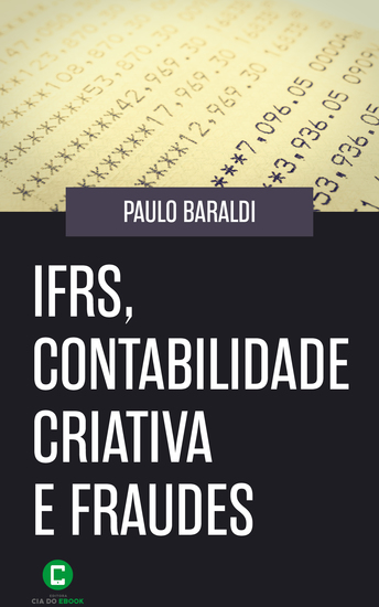 IFRS contabilidade criativa e fraudes - cover