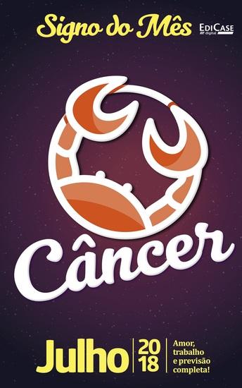 Signo do Mês Ed 01 - Câncer - cover