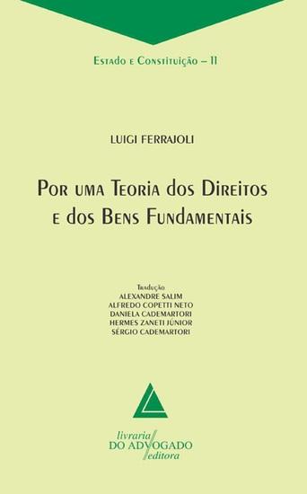 Por Uma Teoria Dos Direitos E Dos Bens Fundamentais - cover