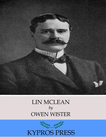 Lin McLean - cover
