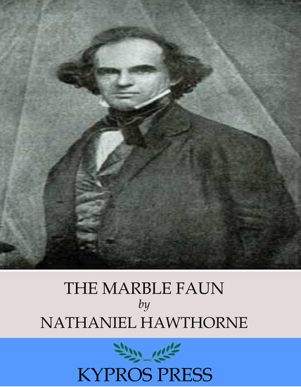 The Marble Faun - cover