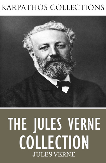 The Jules Verne Collection - cover
