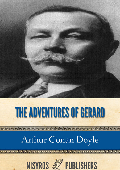 The Adventures of Gerard - cover