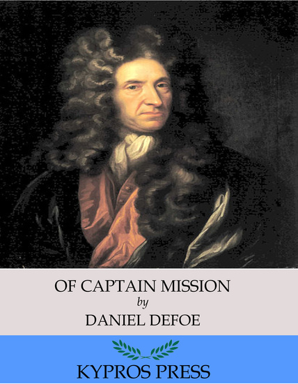 Of Captain Mission - cover
