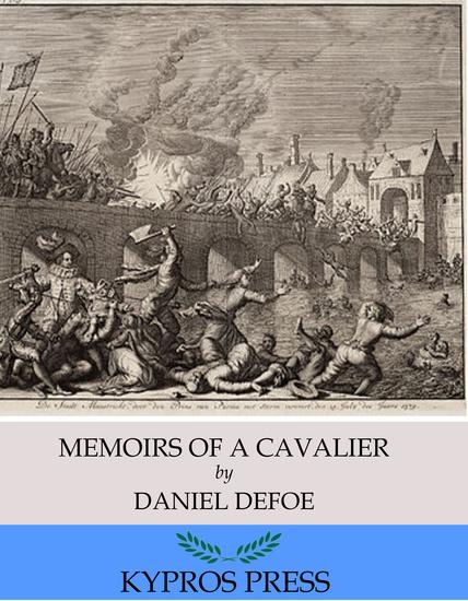 Memoirs of a Cavalier - cover