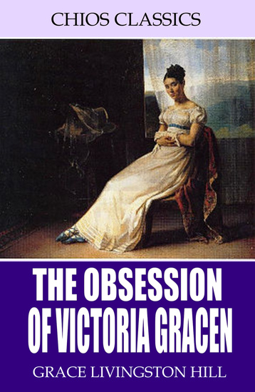 The Obsession of Victoria Gracen - cover