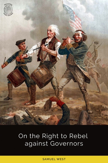 On the Right to Rebel against Governors - cover