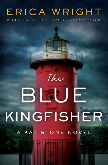 The Blue Kingfisher - cover