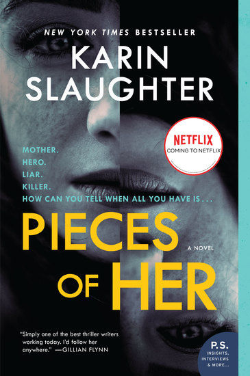 Pieces of Her - A Novel - cover