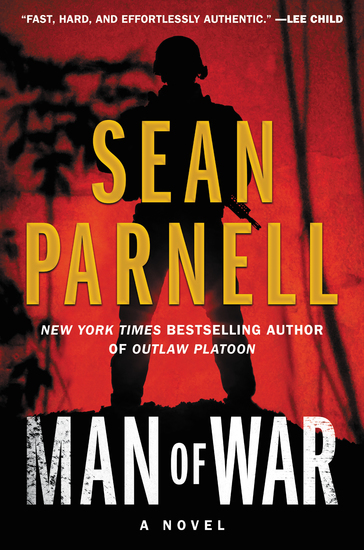 Man of War - An Eric Steele Novel - cover